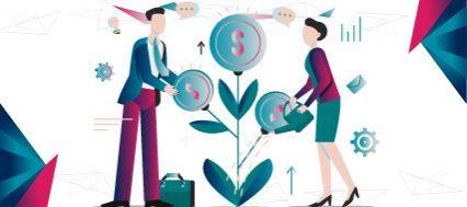 ایجاد مدل درآمد برای نحوه درآمدهای گروه توسعه یک کسب و کار ایرانی