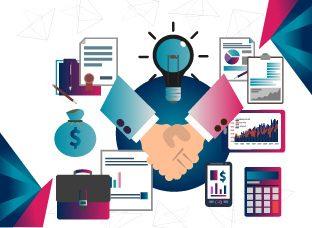 ایجاد پلتفرم ارتباط اختصاصی و مدرن در گروه توسعه یک کسب و کار ایرانی
