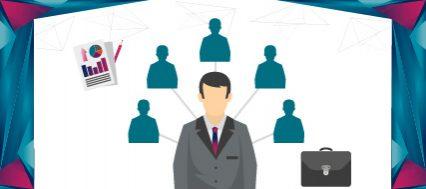 زنجیره ها و چرخه ارتباطی در گروه توسعه یک کسب و کار ایرانی