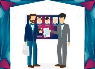 چارت کارگروه توسعه کسب و کار